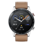 Honor-Minos-46mm-Flax-Brown
