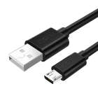 Choetech USB-A to Micro USB Cable, Black