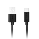 Choetech A to C Cable 1M, Black