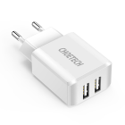 Choetech Wall Charger 2 Port 5V-2A