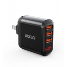 Choetech 3 Port USB Wall Charger